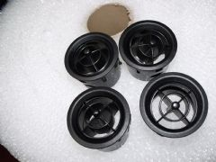 MAZDA MX5 EUNOS (MK1 1989 - 97) SET OF FOUR DASH AIR VENTS